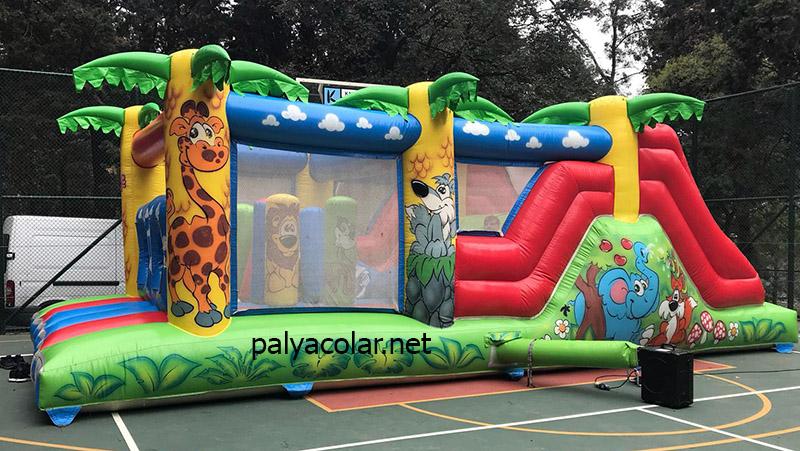 kiralık şişme oyun parkları