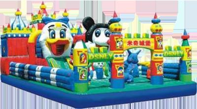 kiralık şişme oyun parkı