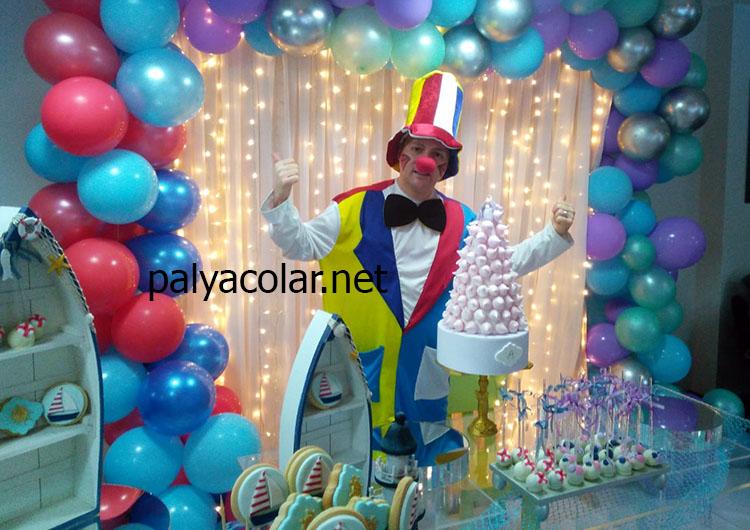 doğum günü etkinliği palyaço kiralama hizmeti
